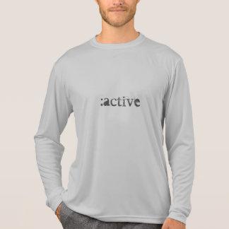 Lightweight, Long Sleeve Fitness Shirt