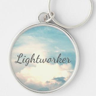 Lightworker Key Ring