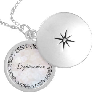 Lightworker Locket Necklace