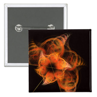 Lightworks Abstract Art Button (square)