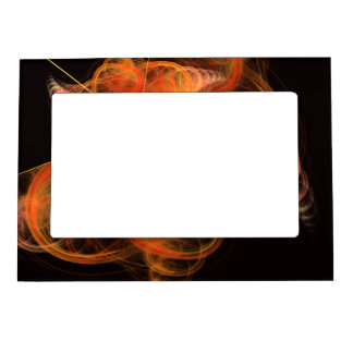 Lightworks Abstract Art Magnetic Picture Frame