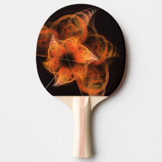 Lightworks Abstract Art Ping Pong Paddle