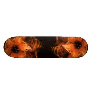 Lightworks Abstract Art Skateboard