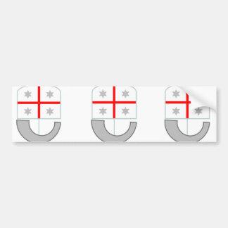 Liguria, Italy Bumper Sticker