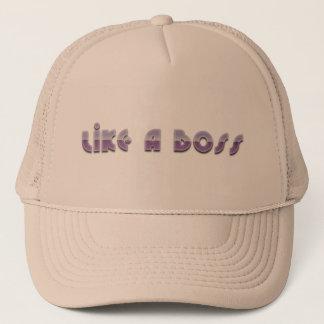 Like a Boss Apparel Trucker Hat