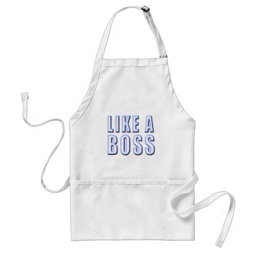 Like a Boss Aprons