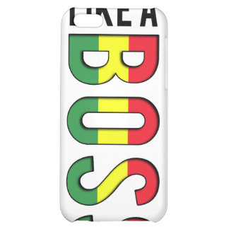 like a boss Green/Yellow/Red iPhone 5C Case