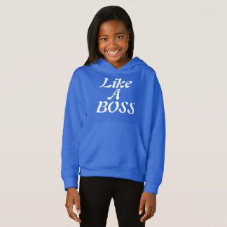 Like a boss hoodies