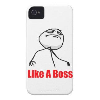Like a boss iPhone 4 Meme case iPhone 4 Case