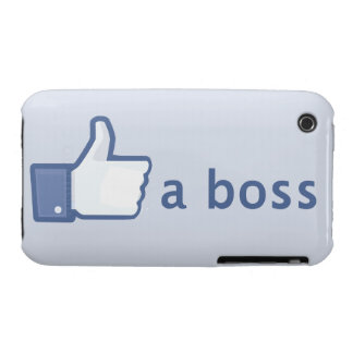 Like A Boss iPhone case iPhone 3 Cover