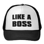 Like A Boss Mesh Hats