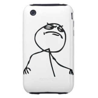 Like a Boss Tough iPhone 3 Covers