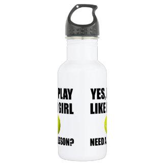 Like A Girl Tennis 532 Ml Water Bottle