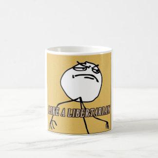 Like A Libertarian Official Mug