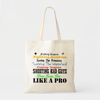Like a Pro tote