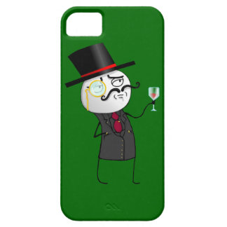 Like a Sir iPhone 5 Cover