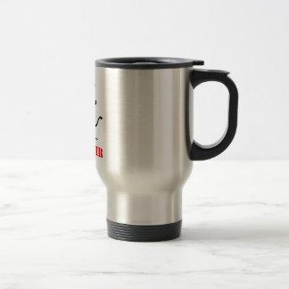 Like a sir - meme stainless steel travel mug