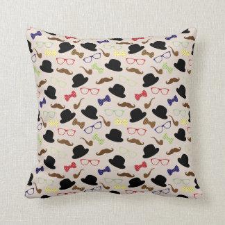 Like A Sir Pattern Pillow