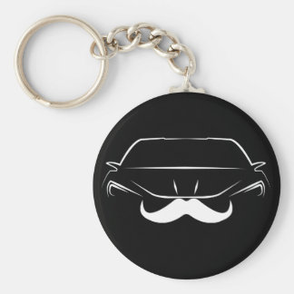 Like A Sir 'Stache Key Chain