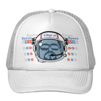 Like a Space Boss Trucker Hat