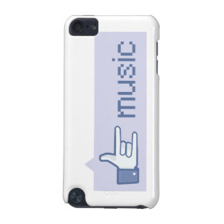 Like Music Ipod Case iPod Touch 5G Cases