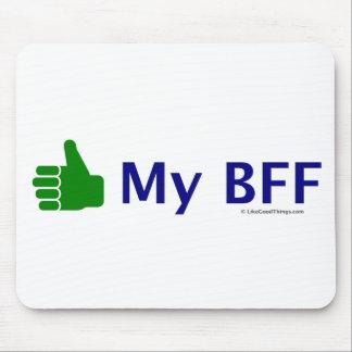 Like My BFF!! Mousepad