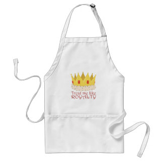 Like Royalty Apron