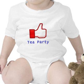 Like the Tea Party T-shirt