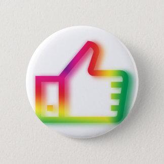 Like this ! 6 cm round badge