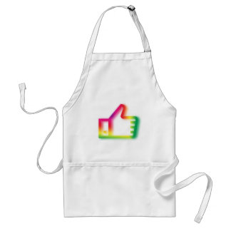 Like this ! standard apron