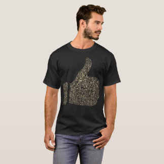 Like Typography T-Shirt