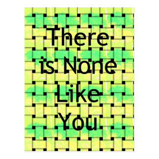 Like You.png Postcard