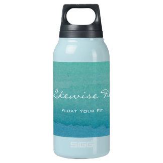 Likewise Fit logo water bottle