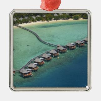 Likuliku Lagoon Resort, Malolo Island, Fiji Metal Ornament