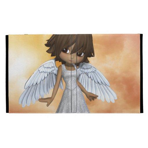 Lil Angels 2 iPad Case