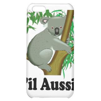 L'il Aussie. Cute Australian Koala iPhone 5C Case