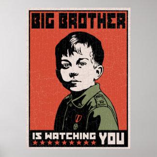 Li'l Big Brother Poster