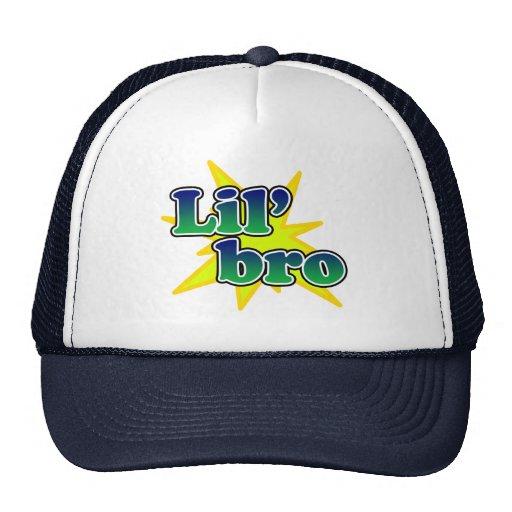 Lil Bro Mesh Hats