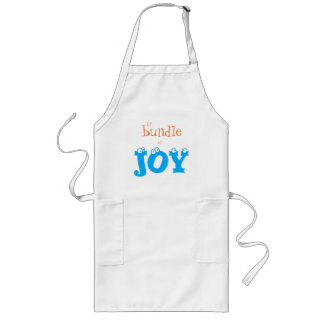 Lil' Bundle of Joy Baby Shower Apron