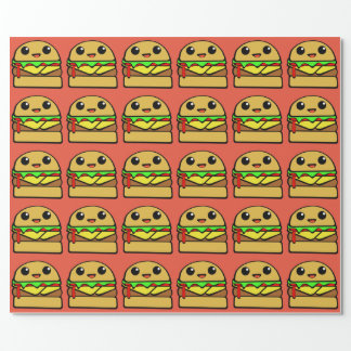 Lil Cheeseburger Wrapping Paper