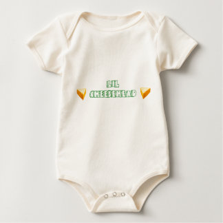 Lil Cheesehead Baby Bodysuit