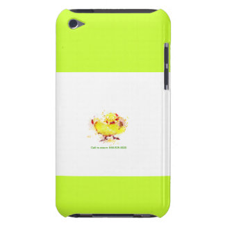 Li'l Chick IPod Case Barely There iPod Cover