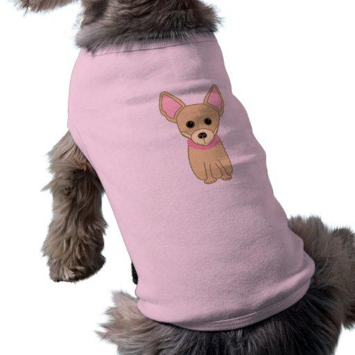 Lil Chihuahua Doggie Tee