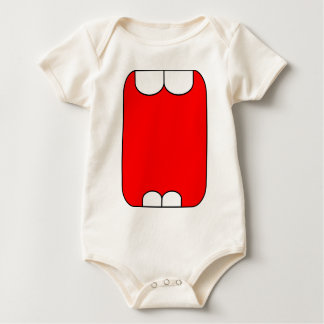 LIL CHOMPERS (Baby) Baby Bodysuit