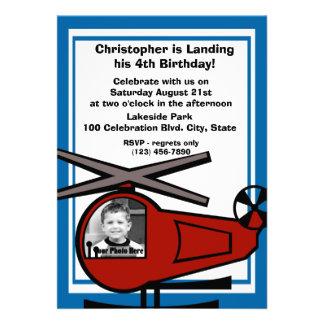 Lil Chopper Invite