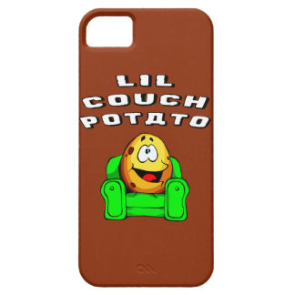 Lil Couch Potato Case For The iPhone 5