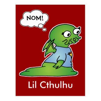 Lil Cthulhu Postcard