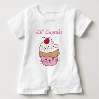 Lil' Cupcake Jumper for her Baby Bodysuit