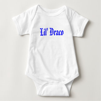 Lil' Draco Baby Bodysuit