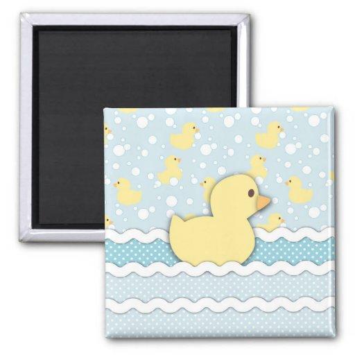 Lil' Duckling Magnet 2